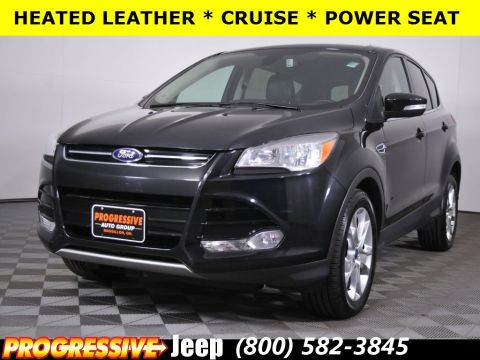 Used Ford Escape SEL