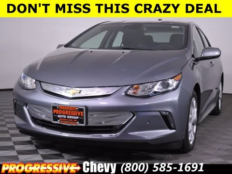 New Chevrolet Volt Premier