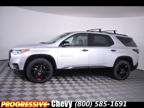 New Chevrolet Traverse Premier