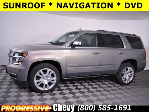 New Chevrolet Tahoe Premier
