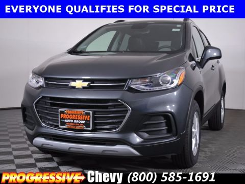 New Chevrolet Trax 1LT