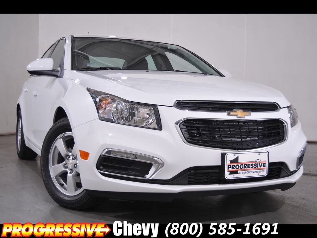 New Chevrolet Cruze 1LT