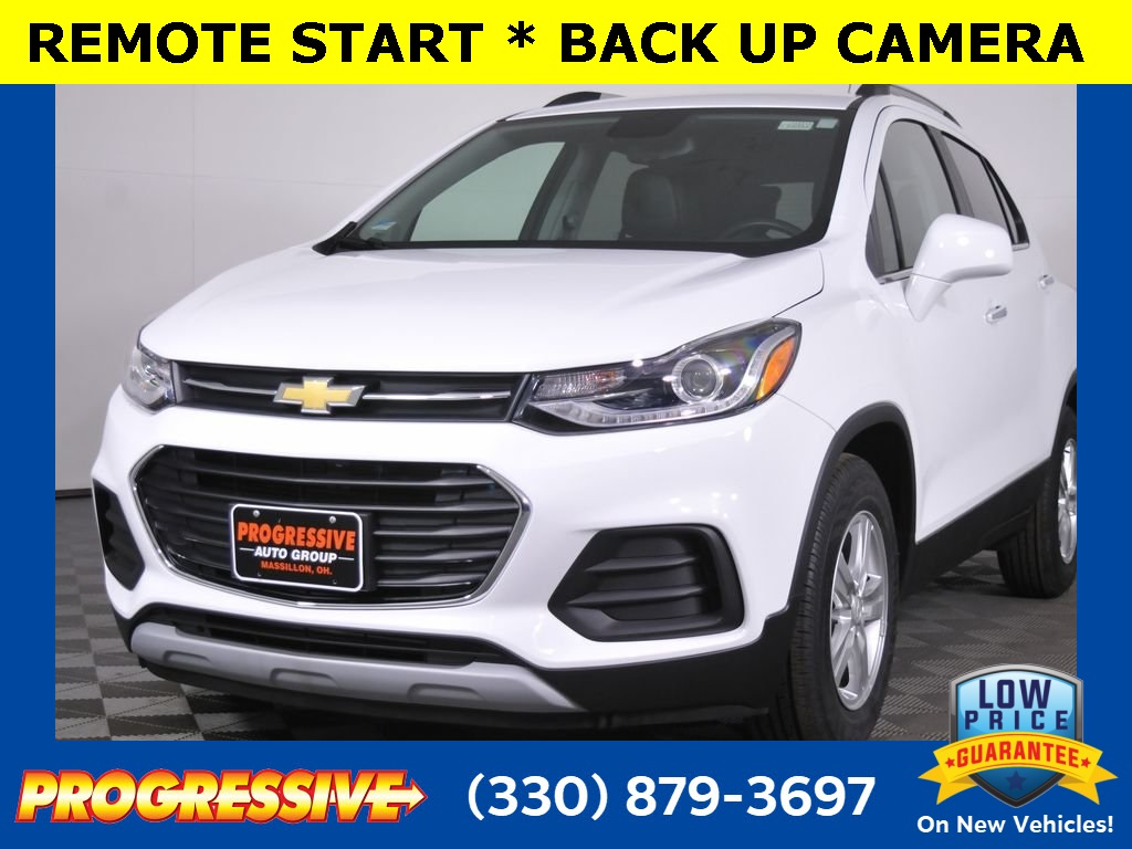 Wonderful New 2018 Chevrolet Trax 1LT