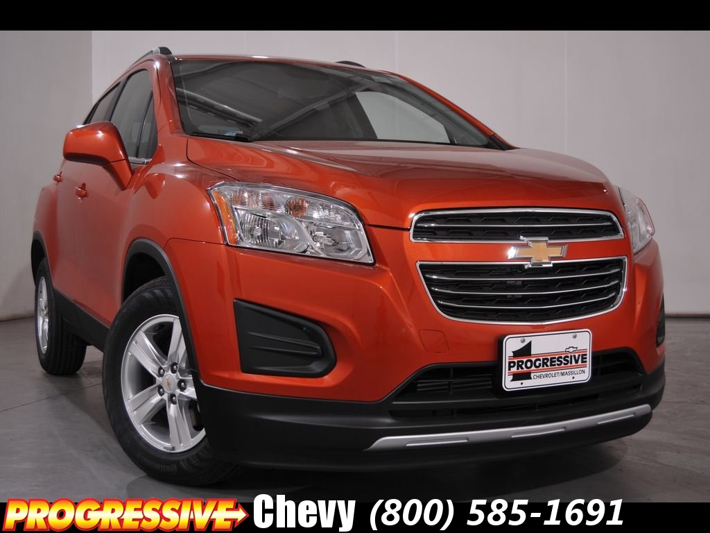 New Trax For Sale Massillon Progressive Chevrolet