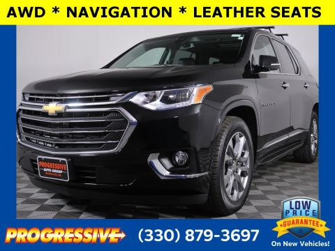 New 2018 Chevrolet Traverse Premier