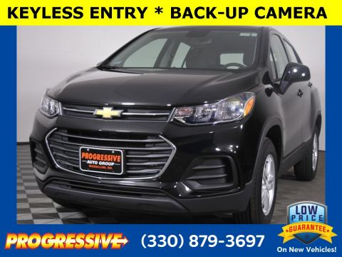 New 2018 Chevrolet Trax LS