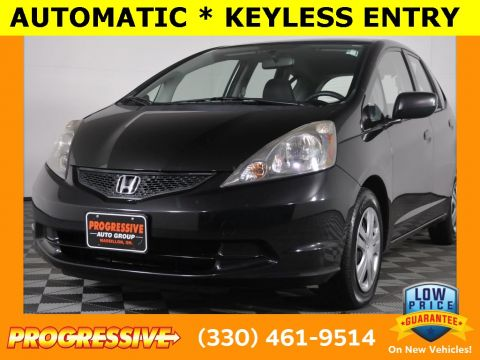 Pre-Owned 2011 Honda Fit Base
