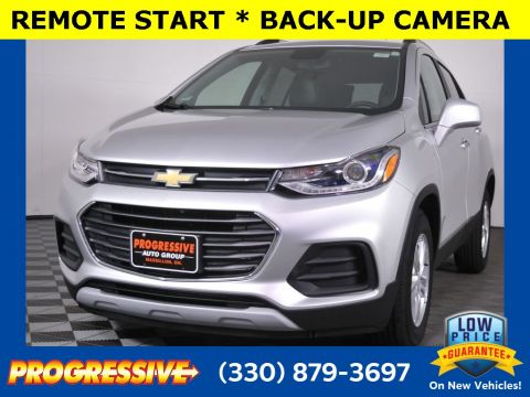 New 2018 Chevrolet Trax LT